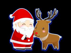 【大喜利】 この季節、サンタのおじさんは何をしていますか?