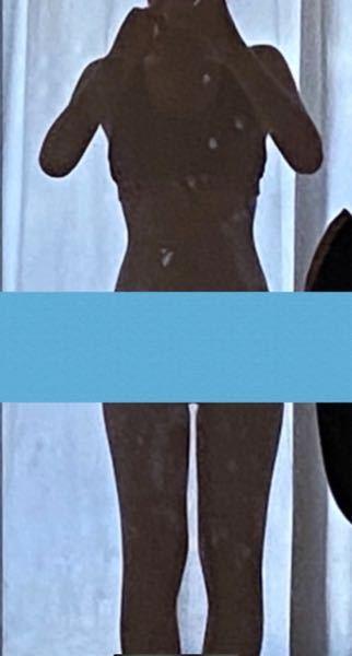どなたかこれの写真だけで骨格わかるかた居ませんか? 160センチで48キロです。