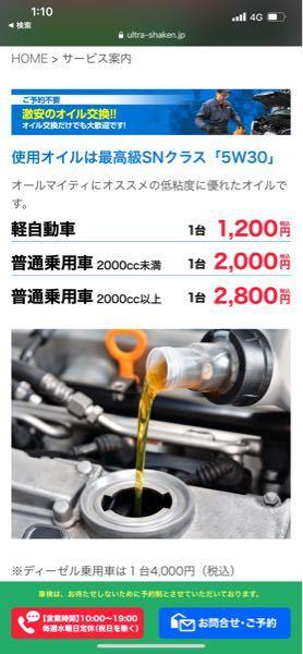 オイル交換についてです。 SNクラスのオイル使用。ということはベースオイルは全合成油ということでしょうか? こんなに安いのはなぜなんでしょうか。 高いオイルだと実感できるくらい違うのでしょか。