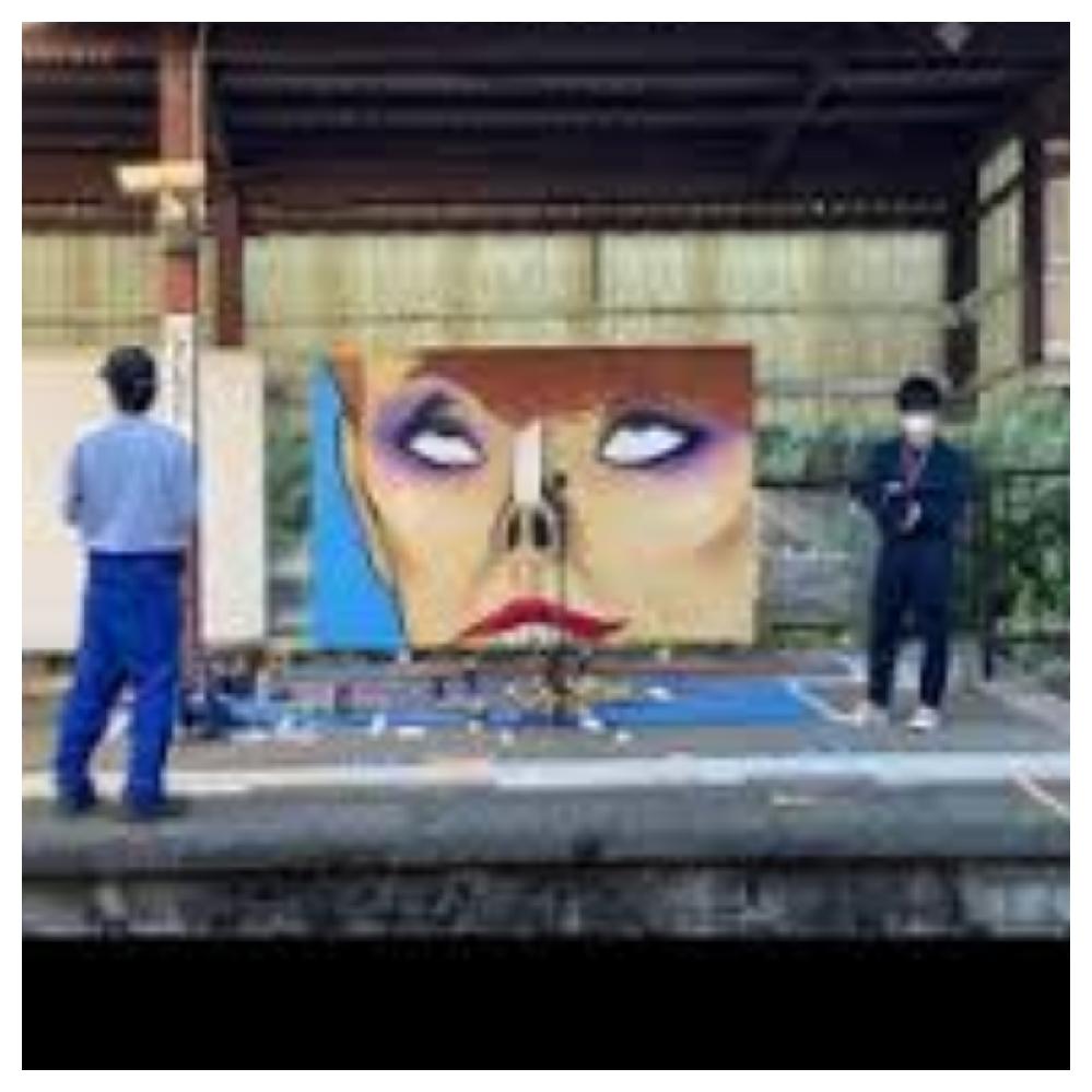 静岡県で宇宙人の壁画が 見つかったって本当ですか?