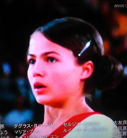 NHKの「いだてん」のオープニングに出ていた この選手は、どこの国のなんと言う名前の選手ですか? とても可愛らしくて気になりました。 ご存知の方、よろしくお願いいたします。
