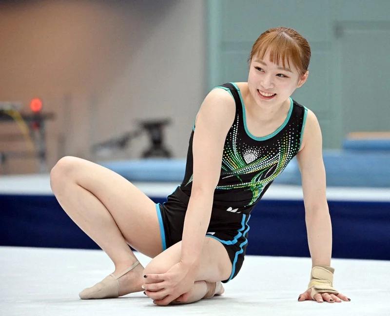 体操の平岩優奈選手は、くすぐりに弱いと思いますか?