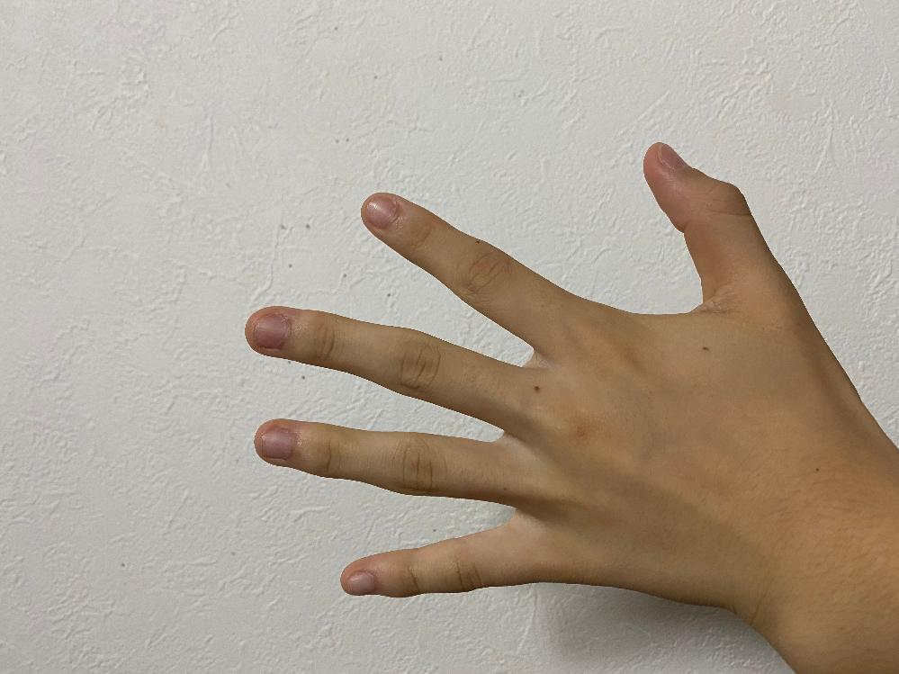 中学生です。 関節をポキポキ鳴らしてしまう癖があるのですが、知恵袋の色々な指の骨に関する質問を見る限り、やはり細くするのは無理ですよね。
