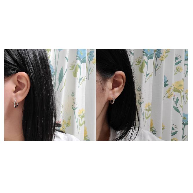 この耳はインダストリアルあけられますか? 出っ張りあるので無理ですかね、、(; ;)