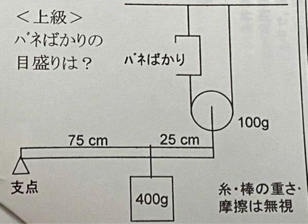 この理科の問題の解き方を分かりやすく解説してほしいです。答えは200らしいです