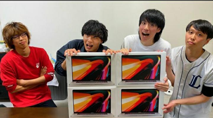 フラベジさんが4台買ってたこのパソコンはどーゆーパソコンなんですか?