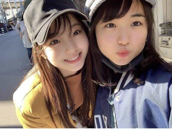 伊藤美誠の左の子は誰ですか? 本田真凛に似てるような。