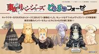 東京リベンジャーズの犬化のやつについて、 みんななんて犬種なんですか? 左から右までわかる方教えて欲しいです! m(_ _)m