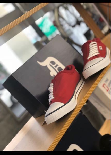 この靴の名前は何なのでしょうか?