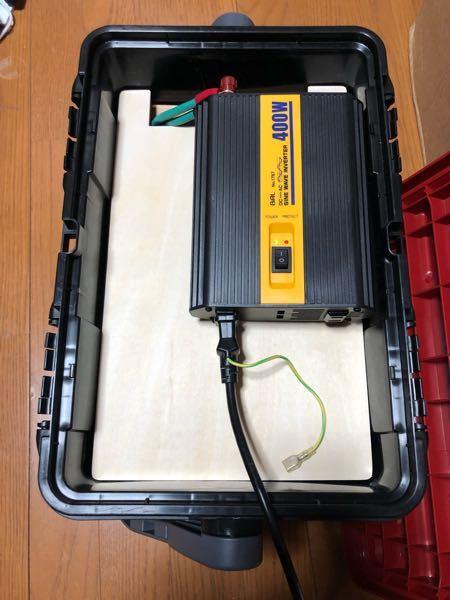 自作ポータブル電源の充電器について 現在、リン酸リチウムイオンバッテリーを使ってポータブル電源を作成しています。 手順を公開していたブログの通りに作ったので問題なく作成出来、充電器も自動車バッ...
