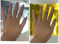 ブルベかイエベかだけでも知りたくて折り紙に手を置いてみたのですがどっちが綺麗に見えるかわからないので教えてほしいです。また、高校生でパーソナルカラー診断や骨格診断する方っていますか?