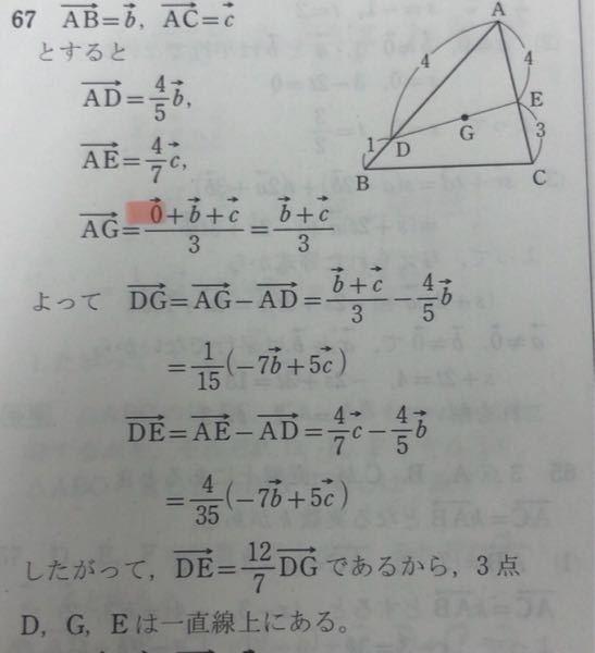 数学 なぜ赤線は0なのですか?