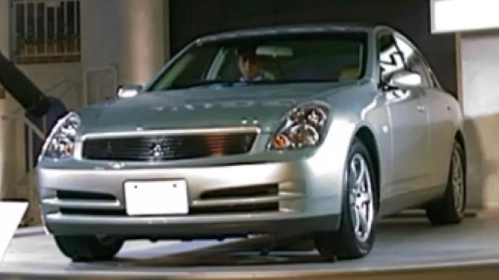 この車わかる人いますか?