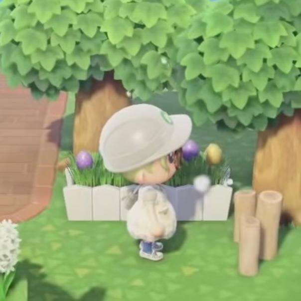 あつ森の家具について教えてください m'm roomさんの動画で見たのですが、この画像のm'm roomさんの後ろにある家具はなんでしょう?