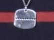 このシルバーのネックレスがどこのブランドのものかご存知の方がいらっしゃいましたら教えてください。