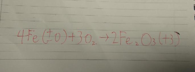 高校レベルの化学の酸化数の問題です。 2Fe2O3の Fe2の部分の酸化数がわかりません。 答えは+3になるみたいですがどう考えても+6になってしまいます。 化合物中の酸素の酸化数が-2であることは分かっているのですが… (酸化数を記入して算定し、Feの反応が酸化還元のどちらであるか示せと言う問題です) 化学の勉強が苦手(ほぼやってない)で、少ない脳みそでひたすら考えましたが、残念ながら理解できませんでした。 化学の勉強をされてた方は「何でこんなのも分からないんだ」ってレベルの問題かも知れませんが、優しい気持ちで易しく教えてくだされば嬉しいです。