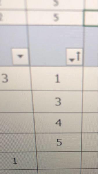 なぜか1.2.3.4.5の2があるはずなのになく 範囲内にしましたが総合計縦カウントが4ってなってますが、この場合2はどこにいるんでしょうか?