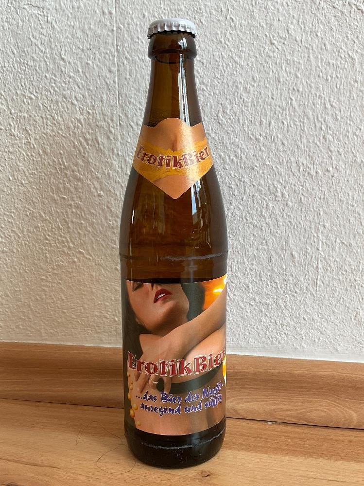 ドイツビールの1つである「Erotik bier(エロティックビアー)」をお取り扱いされているお店をご存知の方はおられますでしょうか? 渡航が難しい中、どうしても飲みたいです。