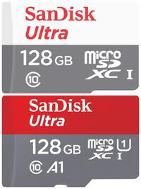 SanDiskのmicroSDカードについてです。 この2つのSDカードはどのような違いがあるのでしょうか? スマートフォンに使用したいのですが現在もSanDiskを使用しております。 機械音痴でも分かるような分かりやすいご回答をよろしくお願いいたします。