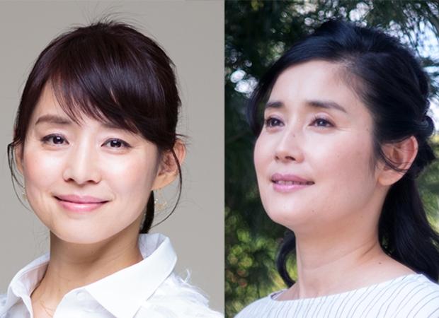 58歳チェリーボーイです。石田ゆり子・ひかり姉妹。どっちが好きですか?どっちが美人と思いますか?
