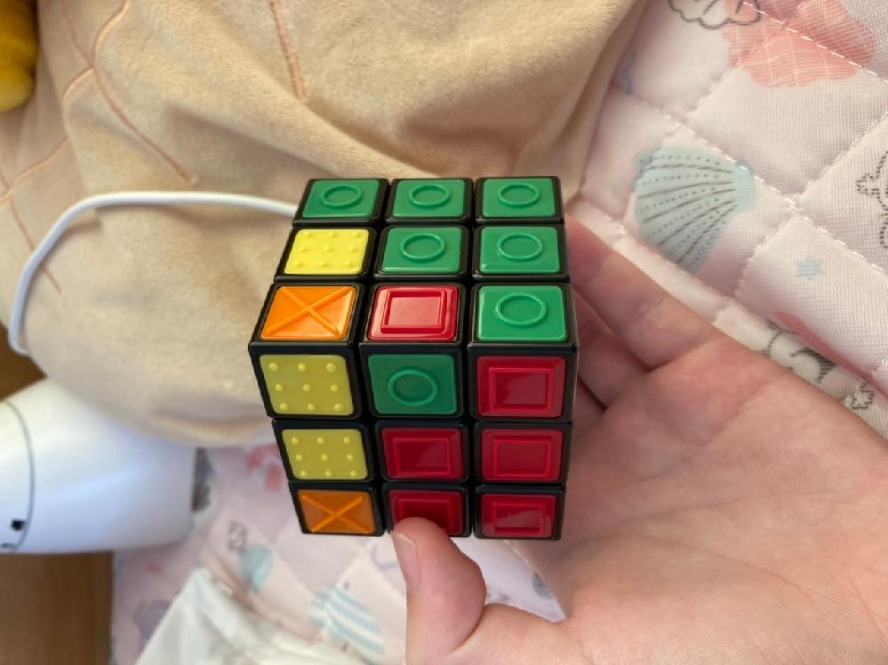 赤と緑に入れ替えるには、どうしたらいいのでしょうか? 写真は右を下に見てください