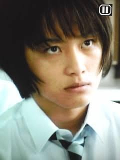 徳山秀典クンは、まさしく 美少年ですね?