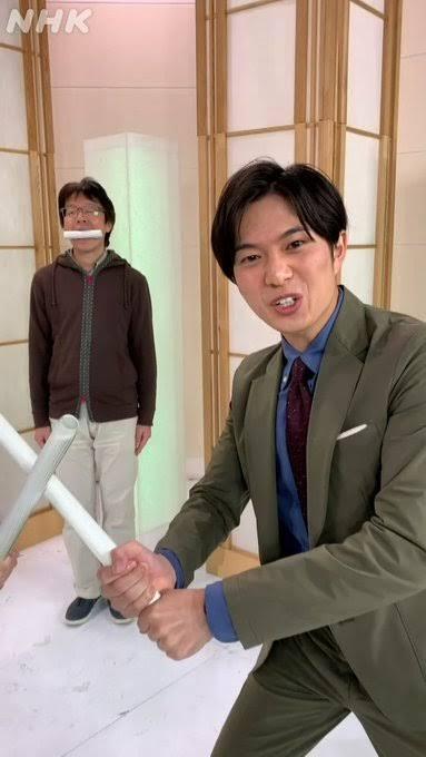 NHKのアナウンサーは裏では結構ふざけているんですか?