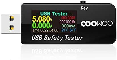 USB電圧電流測定テスターって、ホームセンターや100均とかに置いてありますか? (業務用の高精度な奴は別に求めてないです。趣味用の簡易的な奴を求めてます。) 無ければアマゾンで買いますが…