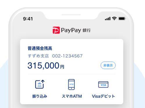 PayPay銀行に振り込んで貰う場合 PayPay銀行 すずめ支店 普通貯金 口座番号 123456 ヤマダタロウ この様な情報を相手に提示すれば良いですか?