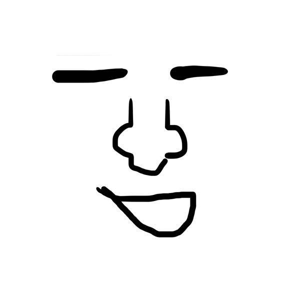 笑顔の質問です。 自分の笑顔は下の写真の通り、左下の筋肉が発達しておらず、動きません。 左下の筋肉を鍛える方法を教えてほしいです。