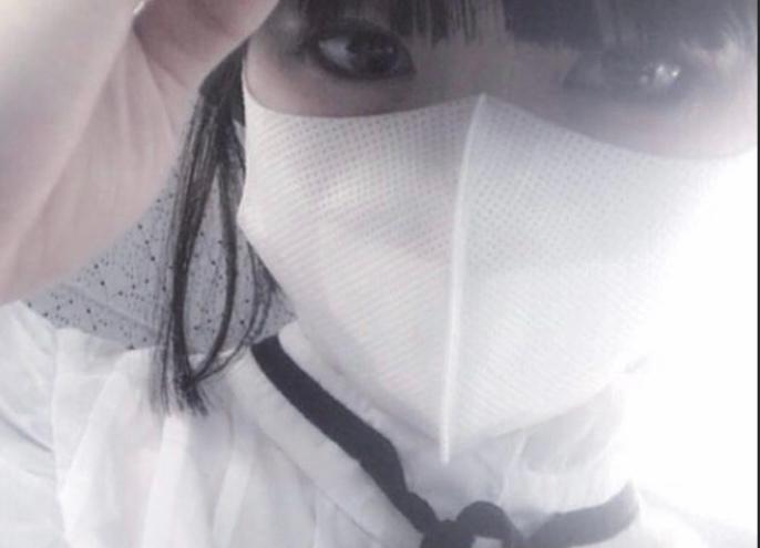 このメッシュ?みたいな不織布マスクってどこのですか?