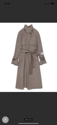 イエベ秋です。 snidelのこちらのコートの形がとても好きなのですが、このカラー(モカ)はイエベ秋に似合うと思いますか?m(__)m https://zozo.jp/sp/shop/snidel/goods/58433493/?did=96867891  アドバイスお願いいたします。