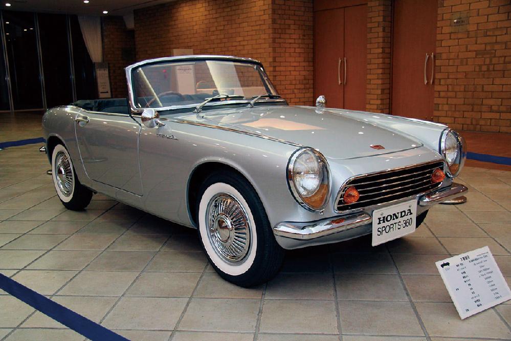 ホンダが初めて作った車ってS360ですか?