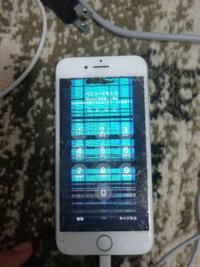iPhone7なのですが液晶漏れをしてるものを自力で修理することは可能ですか?