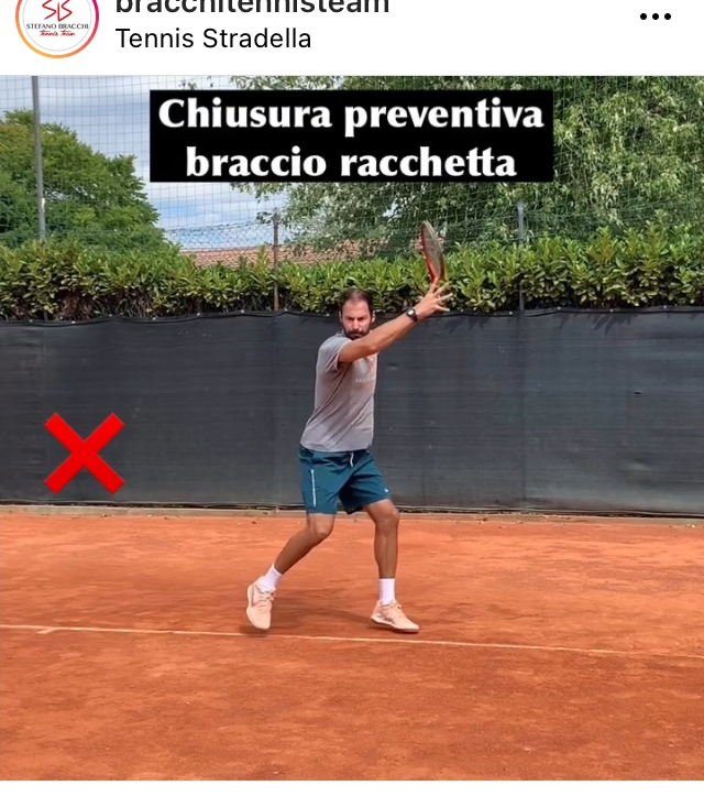 イタリア語でしょうか?インスタで見かけたテニス動画ですが文章の意味がわかりません。直訳でもいいの教えいただければと思います。