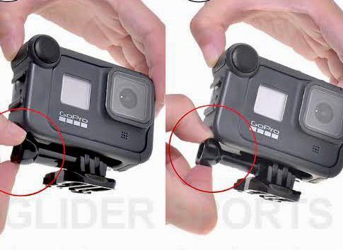 500枚 GoProHERO9を使用してます。 この度、バイク動画を撮ろうと思ってメディアモジュラーを買ってヘルメットホルダーや三脚に取り付けようとしたのですが… ネジが短くて太くてはまらないし接触してメディアモジュラー側を破損してしまうような感じになります。 メディアモジュラーを取り付けた状態で接触せずに取り付けられるGoPro用の長ネジはありませんでしょうか? よろしくお願いします。