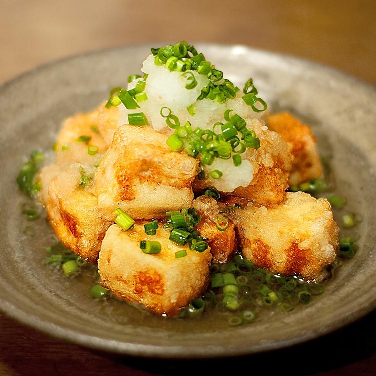 大好きな豆腐料理を教えて下さい(^^♪