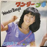 石野真子の昔のヒット曲「ワンダーブギ」の歌の意味が分かりません。 この曲は一体どういうことを歌った歌なのですか? どなたか教えてください♪ (^○^) https://youtu.be/PYblsuvpPFk