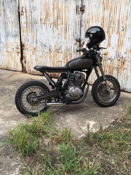 これはなんていうバイクですか?