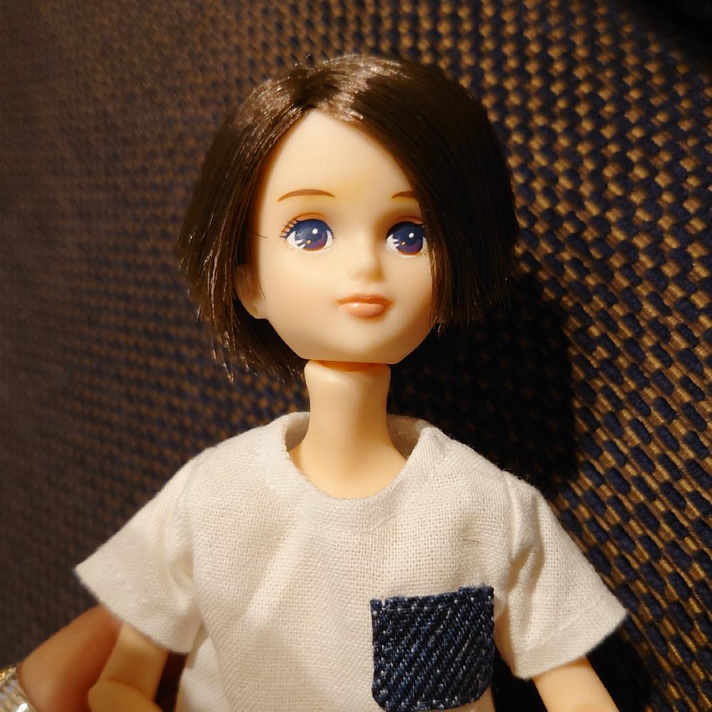 リカちゃんキャッスル製 たくみくん 可動ドールについて リカちゃんキャッスル製のたくみくんを可動ドールに変更しようと、ピュアニーモフレクションの男の子Sサイズを購入しました。すると、首のサイズが...