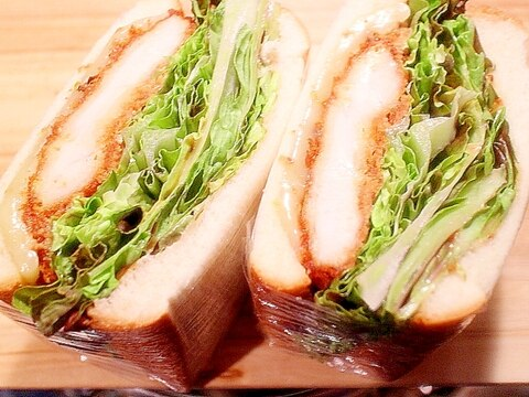 大好きなサンドイッチを教えて下さい(^^♪