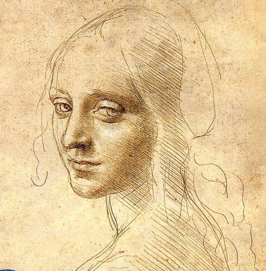 レオナルドダビンチって、彫刻も作ったのですか? ネットをざっと見てもなんだか見当たらないです。 ダビンチとミケランジェロの素描展を数年前見に行ったのですが、解説で、素描は父、彫刻は娘と言われていたと書いてあり、ダビンチって彫刻も作ったのだなあとなんとなく思っていました。