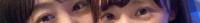 坂道パーツクイズ其の503 画像の現役または元坂道メンバーは  左右それぞれ誰と誰でしょう?
