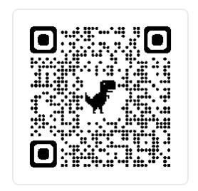 この画像のQRコードを読み込むと何が表示されますか?