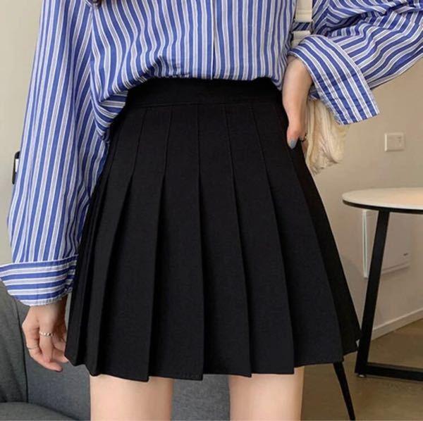 骨ストでもこのようなプリーツスカートを着こなすすべは何かありますか…? それと骨ストにおすすめのスカートはどんなものか教えていただきたいです…(汗)