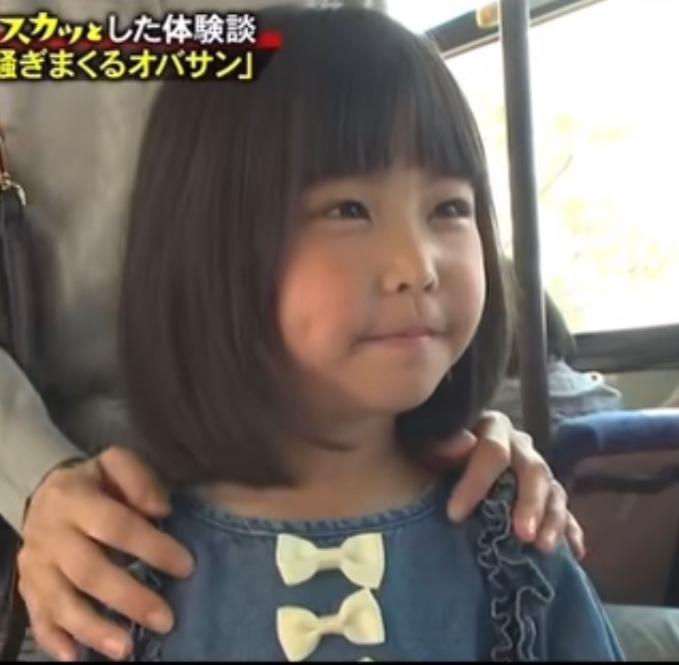 5月後半の月曜日のスカッとジャパンに出ていた子役の名前を教えてください。バスの話です、