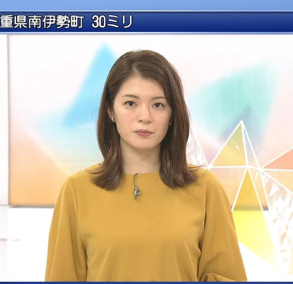質問です。 1.川崎理加アナ、黄土色のトップスは素敵でしたか? 2.今朝の可愛さ度は如何でしたか(100点満点で)? (◆danさん用◆)