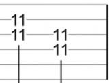 ギターの演奏動画などで、画像にあるようなフレーズを弾く時に人差し指でセーハさせてポジションを動かさずに弾いてるのを見ました。 真似してみようとすると、2弦3弦を弾く時に4弦がなってしまったり、3弦4弦を弾く時に2弦が鳴ってしまいます。(たまに1弦がなるっていう論外なことも起きますが...) これってコツとかあるんですか? また、解説動画などでいいものがあれば教えていただけると幸いです。