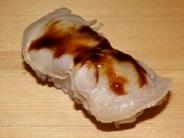 好きな寿司ネタを質問されて「煮はまぐり」と答えるのがそんなに悪い事なんですか?