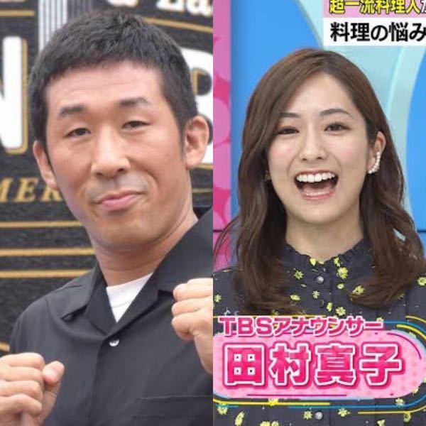 麒麟・川島明さんの隣にいる【田村さん】と言えば… 左:麒麟・田村裕さん。 右:TBS・田村真子アナウンサー。 どちらを最初に思い浮かべますか? ちなみに私はM-1出場時から麒麟の漫才を見ていたので川島さんの相方、田村裕さんの方を思い浮かべます。